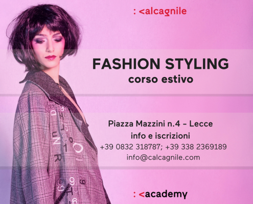 FASHION STYLING corso estivo
