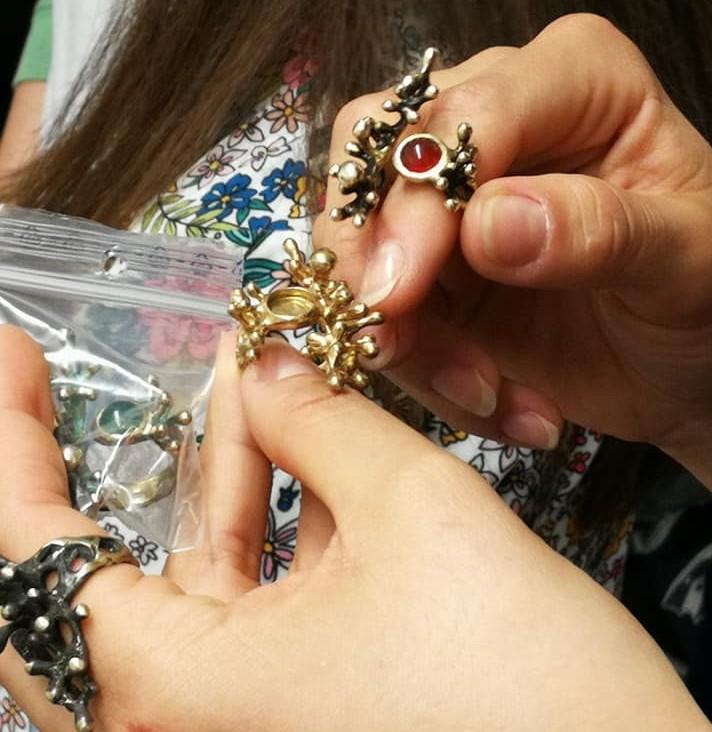 corso di design del gioiello
